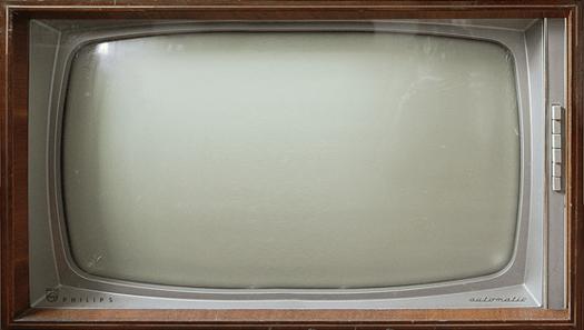 TV background